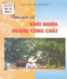 Ebook Vài nét về khởi nghĩa Hoàng Công Chất: Phần 1 - Nguyễn Thị Lâm Hảo