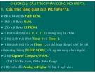 Bài giảng Chương 2: Cấu trúc phần cứng PIC16F877A