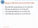 Bài giảng Kinh tế lượng: Chương 3 - Nguyễn Văn Vũ An