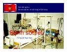 Bài giảng bộ môn Sốt rét - Kí sinh trùng và côn trùng: Bệnh sốt rét - TS. Nguyễn Ngọc San (Học viện Quân y)