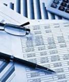 Hướng dẫn ông thi tốt nghiệp môn: Lý thuyết tài chính tiền tệ