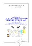 Giáo trình Mạch điện tử cơ bản - Nghề: Điện tử công nghiệp - Trình độ: Cao đẳng (Tổng cục Dạy nghề)