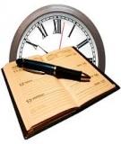 Bài thu hoạch bồi dưỡng thường xuyên Mô đun 23: Kiểm tra, đánh giá kết quả học tập của học sinh - GV. Nguyễn Thị Tý