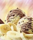 Cách làm kem chuối cực ngon tại nhà với 6 bước đơn giản