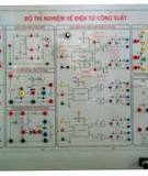 Chương trình học phần: Điện tử công suất - ĐH Nha Trang