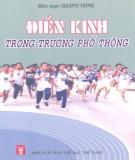 Ebook Điền kinh trong trường phổ thông: Phần 1 - Quang Hưng