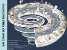 Bài giảng Địa chất đại cương: Chương 1 - Trái đất và hệ mặt trời