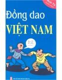 Ebook Đồng dao Việt Nam: Phần 1 - Đặng Anh Tú