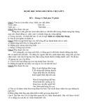 Bộ đề học sinh giỏi Tiếng Việt lớp 3