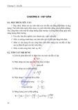 Sách hướng dẫn học tập vật lý đại cương (A1): Phần 2 - Học Viện Công nghệ Bưu chính Viễn thông