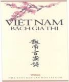 Ebook Việt Nam Bách gia thi: Phần 2 - NXB Văn hóa Sài Gòn