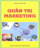 Ebook Quản trị marketing: Phần 2 - Philip Kotler