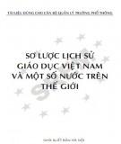 Ebook Sơ lược lịch sử giáo dục Việt Nam và một số nước trên thế giới: Phần 2 - NXB Hà Nội