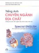 Ebook Tiếng Anh chuyên ngành Địa chất: Phần 1 - Trần Bỉnh Chư