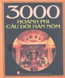 Câu đối Hán Nôm và 3000 hoành phi : Phần 1