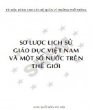 Ebook Sơ lược lịch sử giáo dục Việt Nam và một số nước trên thế giới: Phần 1 - NXB Hà Nội