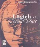 Ebook Lôgích và tiếng Việt: Phần 1 – Nguyễn Đức Dân