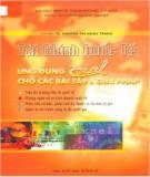 Ebook Tài chính quốc tế ứng dụng Excel cho các bài tập và giải pháp: Phần 1 – TS. Nguyễn Thị Ngọc Trang (chủ biên) (ĐH Kinh tế TP.HCM)