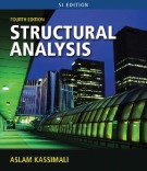 Ebook Structural analysis - Aslam Kassimali