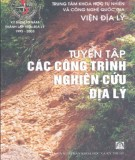 Ebook Tuyển tập các công trình nghiên cứu Địa lý: Phần 2 - Viện Địa lý