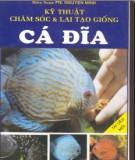 Hướng dẫn chăm sóc và lai tạo giống cá Đĩa: Phần 2