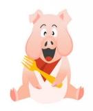 Thịt lợn siêu sạch từ cám thảo dược