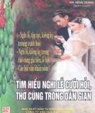 Ebook Tìm hiểu nghi lễ cưới hỏi, thờ cúng trong dân gian: Phần 1 – Hà Hoài Dung (Chủ biên)