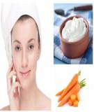 7 Cách làm trắng da siêu đơn giản bằng cà rốt