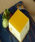 Cách làm bánh kem phô mát thơm béo ngọt ngào