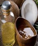 Dầu dừa và công dụng của dừa đối với làn da