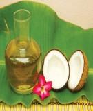 Những công dụng trị bệnh tuyệt vời từ dầu dừa