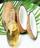 1001 Công dụng của dầu dừa có thể bạn chưa biết