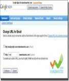 Hướng dẫn cách tạo Email theo tên miền trên Google