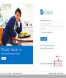 Hướng dẫn cài đặt và cấu hình email outlook.com(live.com)