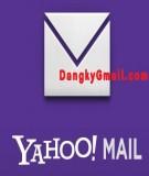 Hướng dẫn đăng ký, tạo lập tài khoản Yahoo mail tiếng Việt