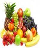 Trị nám từ các loại hoa quả thường ngày đơn giản nhưng hiệu quả bất ngờ
