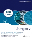 Ebook 100 Cases in Surgery