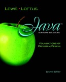 Java Software Solutions: Foundations of Program Design plus MyProgrammingLab with Pearson eText -- Access Card Package (7th Edition) -  John Lewis, William Loftus