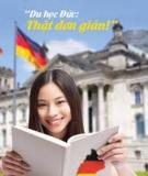 Hướng dẫn thủ tục xin thị thực đi du học Đức