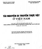 Thực vật ở Việt Nam - Tài nguyên di truyền: Phần 2