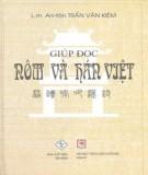 Ebook Giúp đọc Nôm và Hán Việt: Phần 2 – L.M. An – Tôn Trần Văn Kiệm