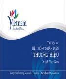 Tài liệu Hệ thống nhận diện thương hiệu Du lịch Việt Nam: Phần 2