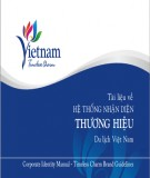 Tài liệu Hệ thống nhận diện thương hiệu Du lịch Việt Nam: Phần 1