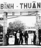 Thông tin chuyên đề: Kỷ niệm 39 năm ngày giải phóng quê hương Bình Thuận (19/4/1975 – 19/4/2014)