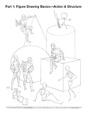 Cartooning-Concepts and Methods: Part 1: Figure Drawing Basics