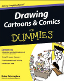 Drawing Cartoons and Comics For Dummies -  Brian Fairrington