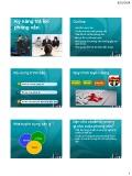Bài giảng môn học Kỹ năng giao tiếp và làm việc nhóm: Chương 3 - Kỹ năng trả lời phỏng vấn (ĐH Bách Khoa Hà Nội)
