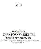 Giáo trình Hướng dẫn chuẩn đoán và điều trị bệnh nội tiết - chuyển hóa: Phần 2 - PGS.TS. Nguyễn Thị Xuyên