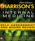 Ebook Harrison's principles internal medicine self - assessment and board review: Phần 2