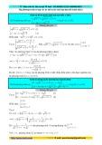 Hệ phương trình trong các ký thi tuyển sinh đại học